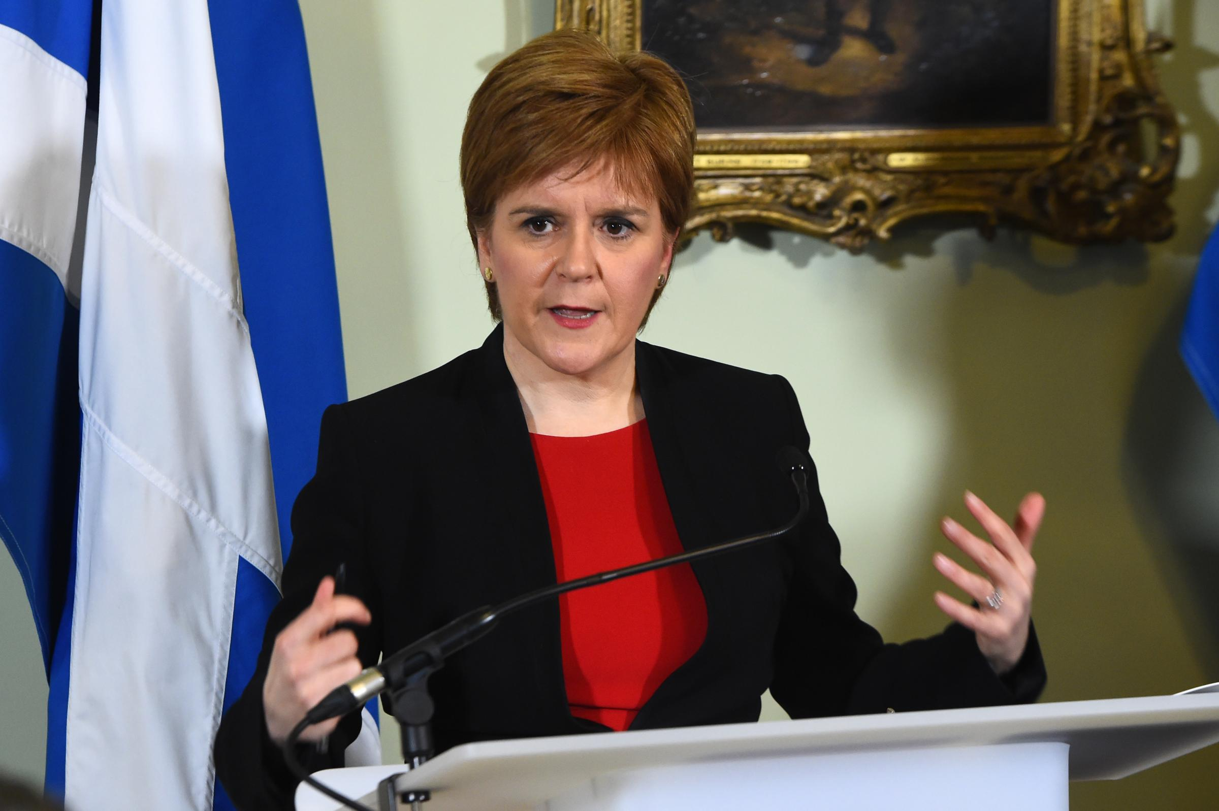 Nicola Sturgeon needs to think strategically
