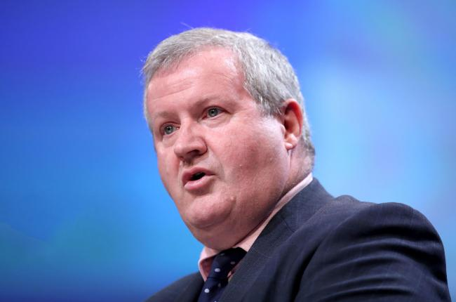 Ian Blackford says 'Scotland has huge potential as an independent nation in the EU'