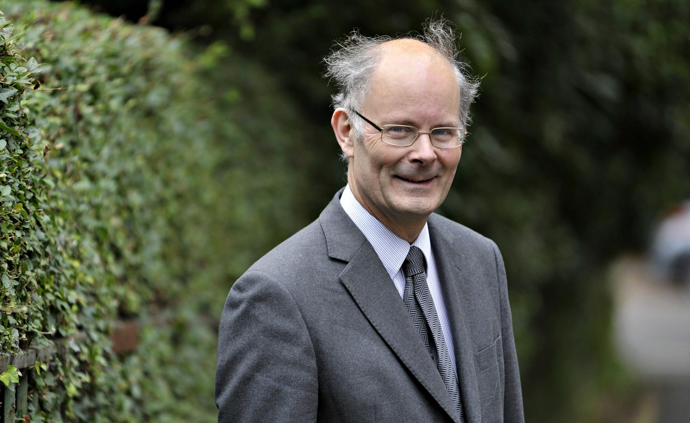 Report author and senior research fellow at NatCen Sir John Curtice