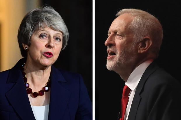 The National: Theresa May and Jeremy Corbyn may be bad ... but this group have no alternative