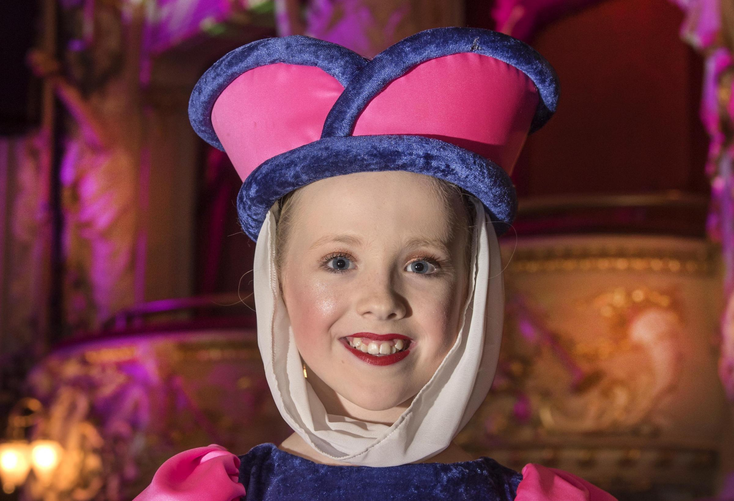 Year of Young People: I love everything about being a pantomime star