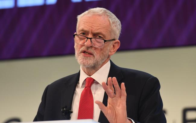 Jeremy Corbyn stressed there is a need for a new Europe