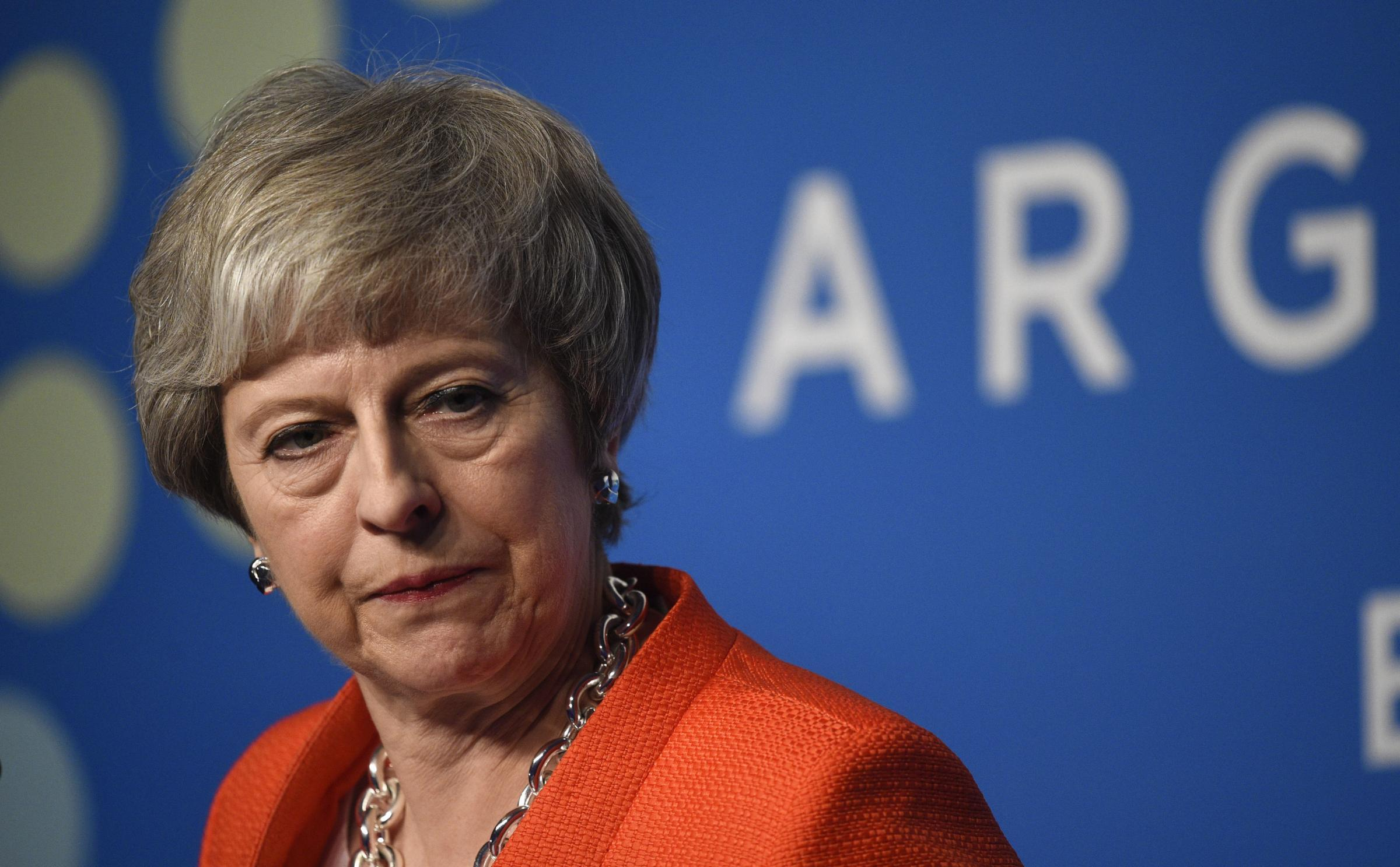 Theresa May is facing grave defeat on December 11