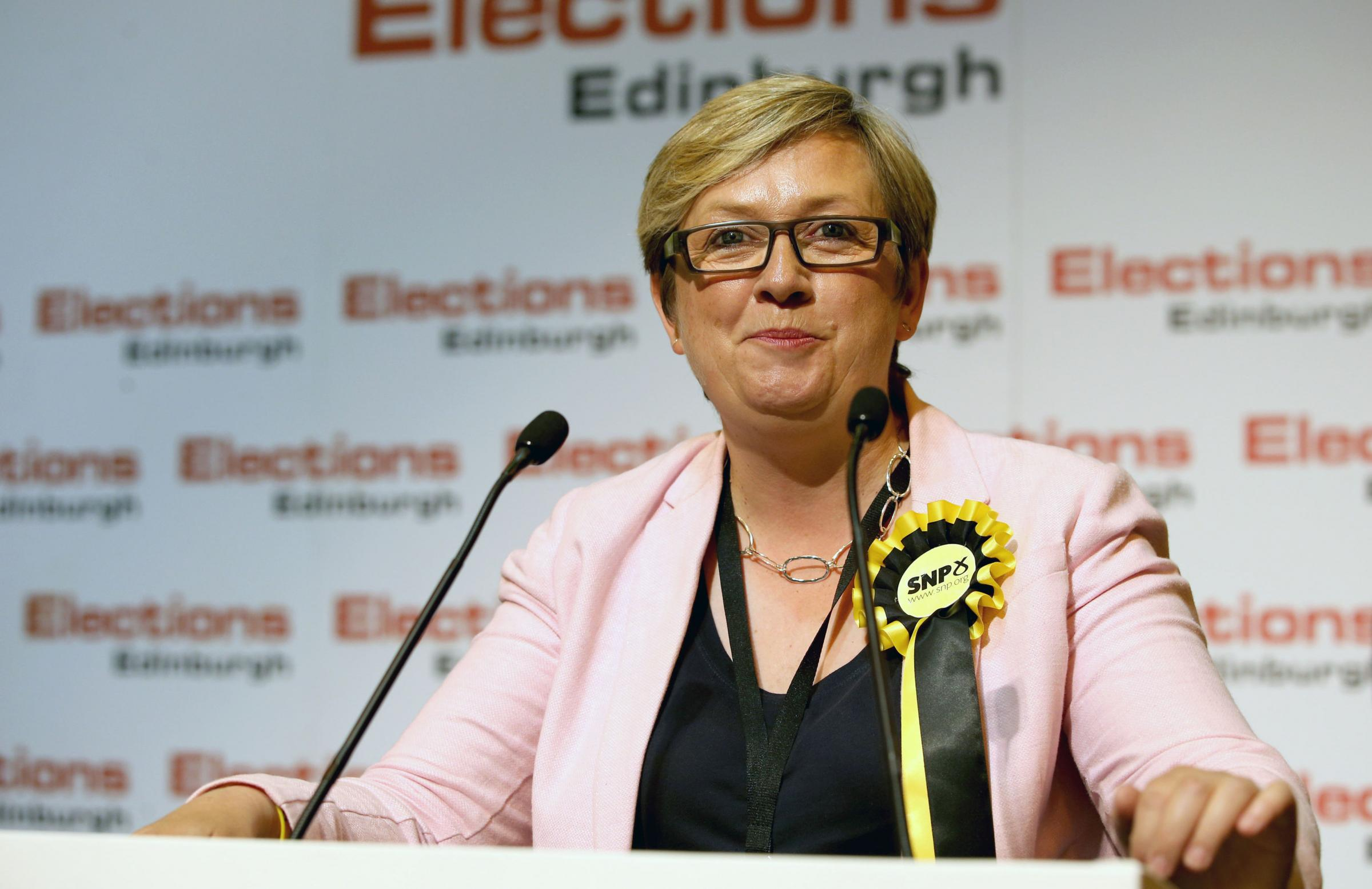 SNP MP Joanna Cherry compared the week at Westminister to 'the last days of rome'