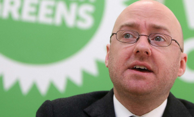 Scottish Greens co-convener Patrick Harvie saw his MSPs help send a message to Westminster on Brexit