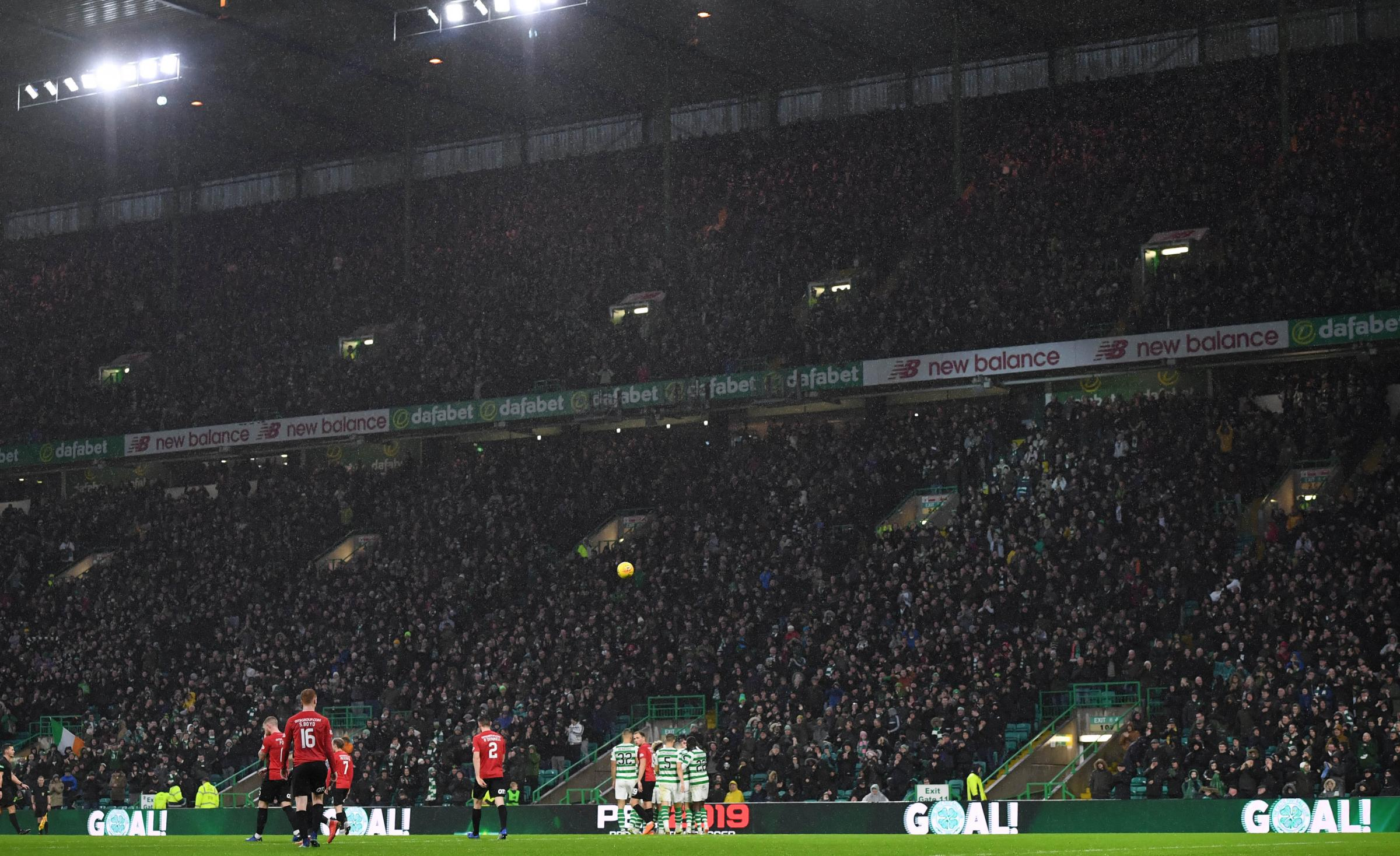 Celtic underlined their domestic dominance with a 5-1 thrashing of Kilmarnock