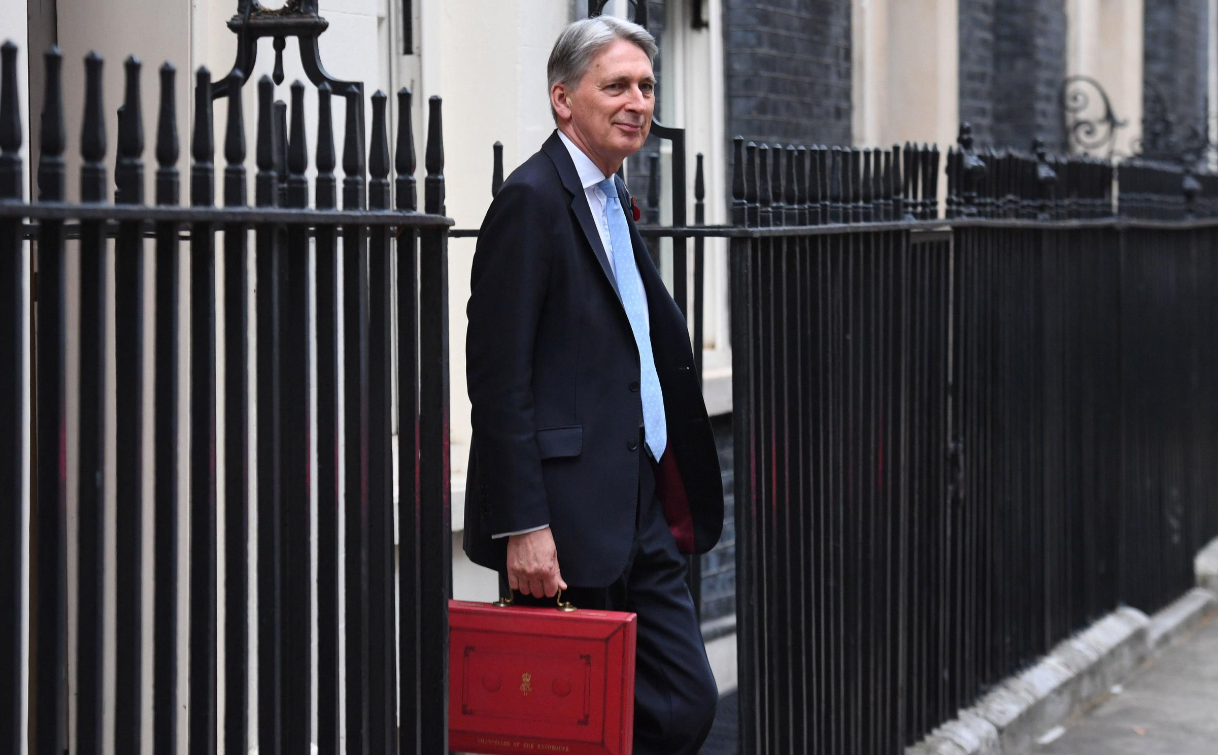 Philip Hammond's less politicised approach fares better