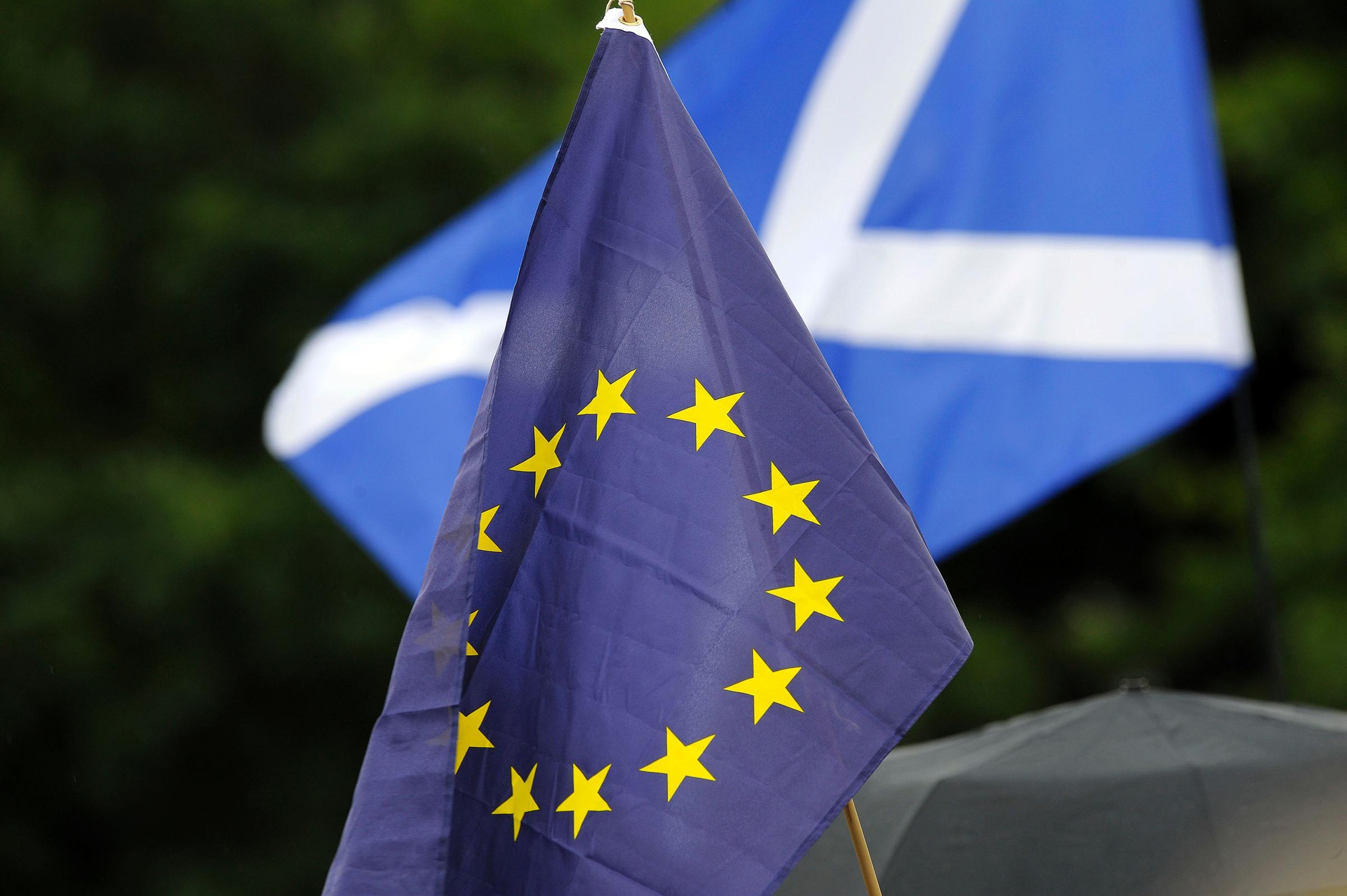 An independent Scotland outside the European Union would have to make new deals