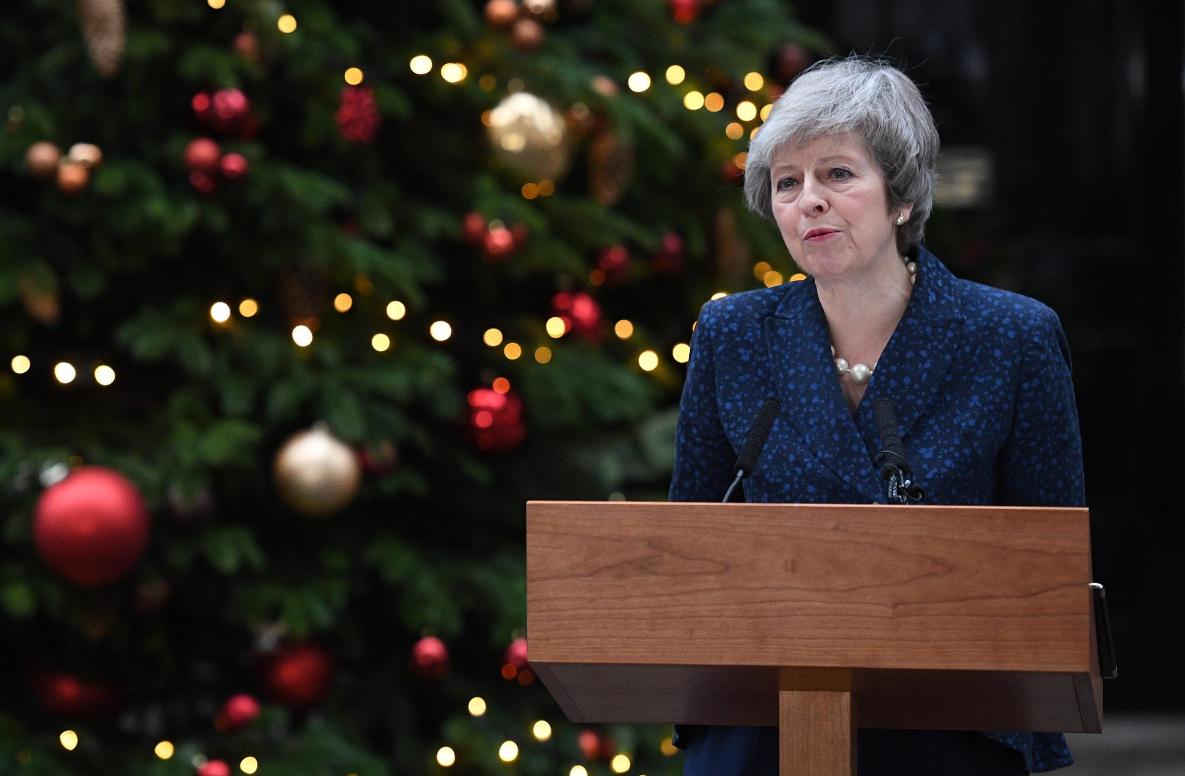 Theresa May's position in irrevocably weakened both at home and on the EU stage