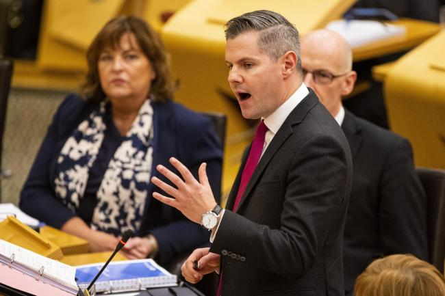 Last year, the Greens forced Derek Mackay to backtrack on reductions in council funding