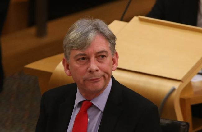 Richard Leonard's Christmas card choice competence mirrors his ability as a party leader