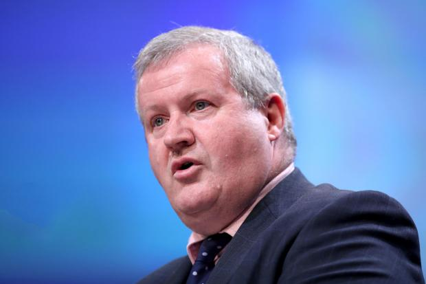 The National: Ian Blackford