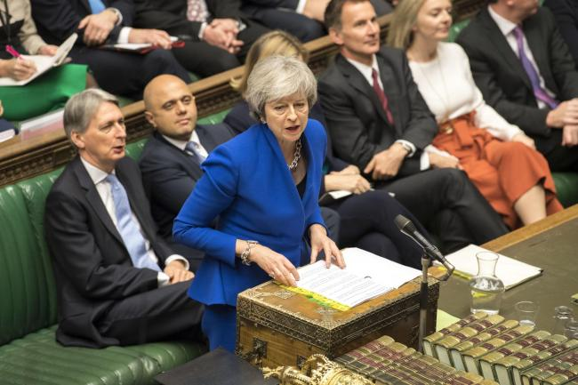 Brexit Brief: What happens when Theresa May's Brexit deal fails?