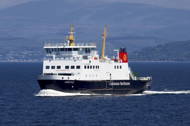 The National: CalMac ferry