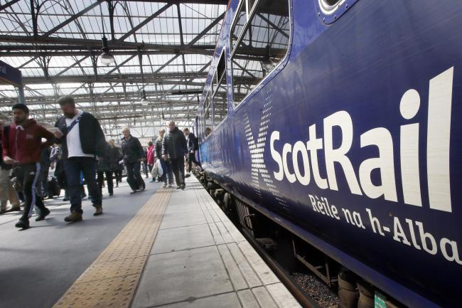 The current Abellio ScotRail franchise could be terminated if it fails to deliver on the remedial plan it was issued