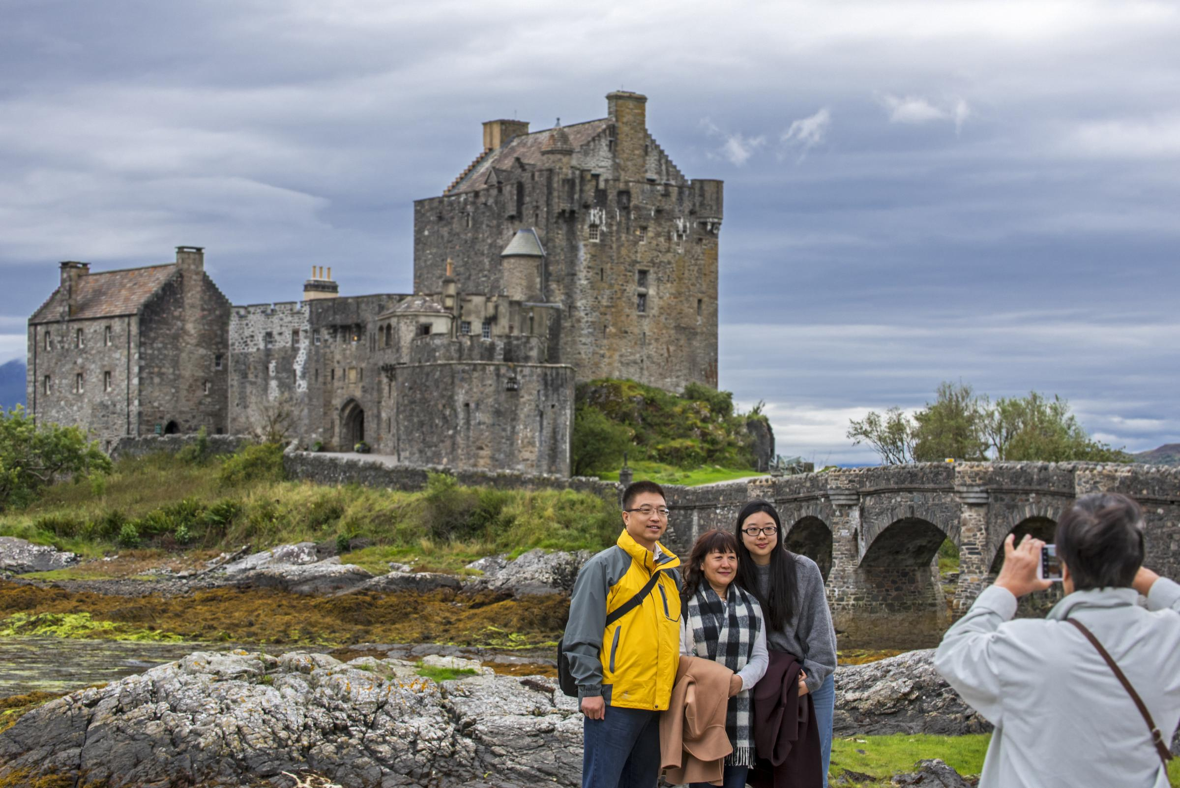 Scotland's rich history and beautiful castles attract masses of tourists – but rural Scotland is not always welcoming in terms of facilities