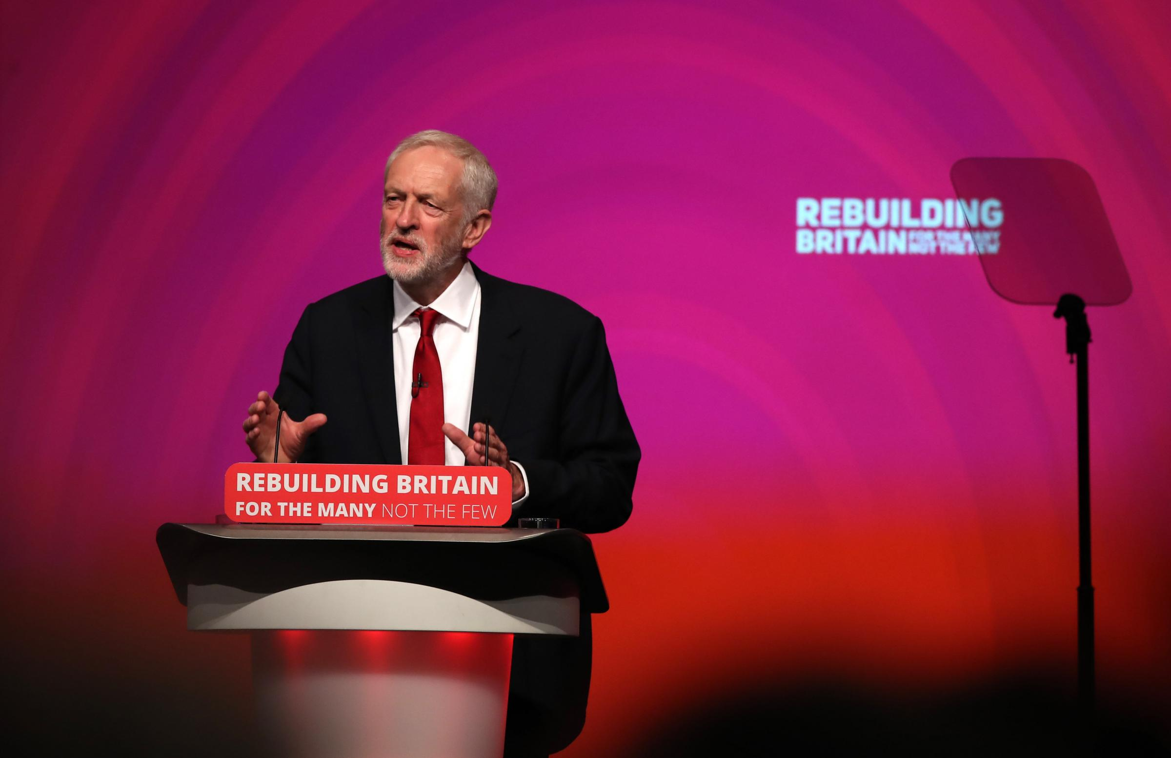 Labour's lack of resistance under Jeremy Corbyn's leadership threatens to hand victory on a plate to the Brexiteers