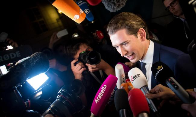 Chancellor Sebastian Kurz made sure Austria drove the agenda during its six-month presidency