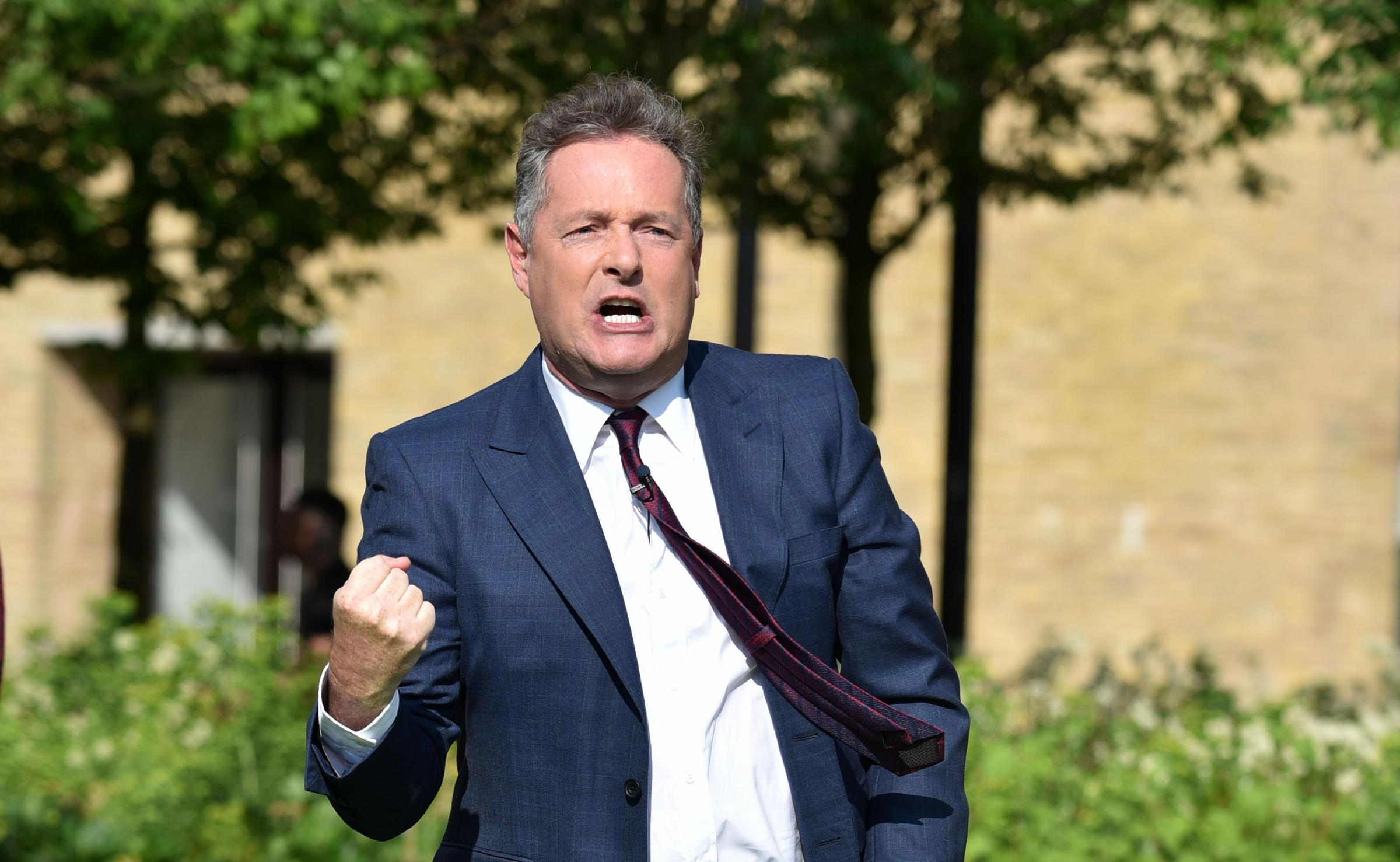 Outrage over the vegan sausage roll even made the very reasonable and calm Piers Morgan lose the plot