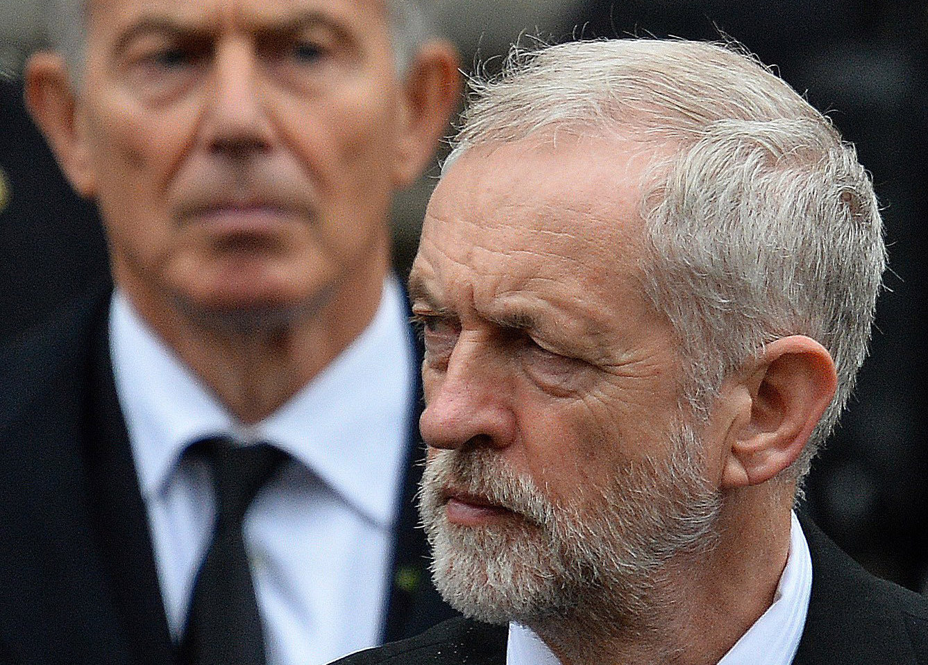 Jeremy Corbyn is similar to Labour party hacks of previous generations like Tony Blair