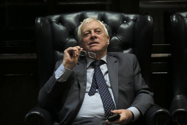 Chris Patten led the administration of Hong Kong from 1992 to 1997