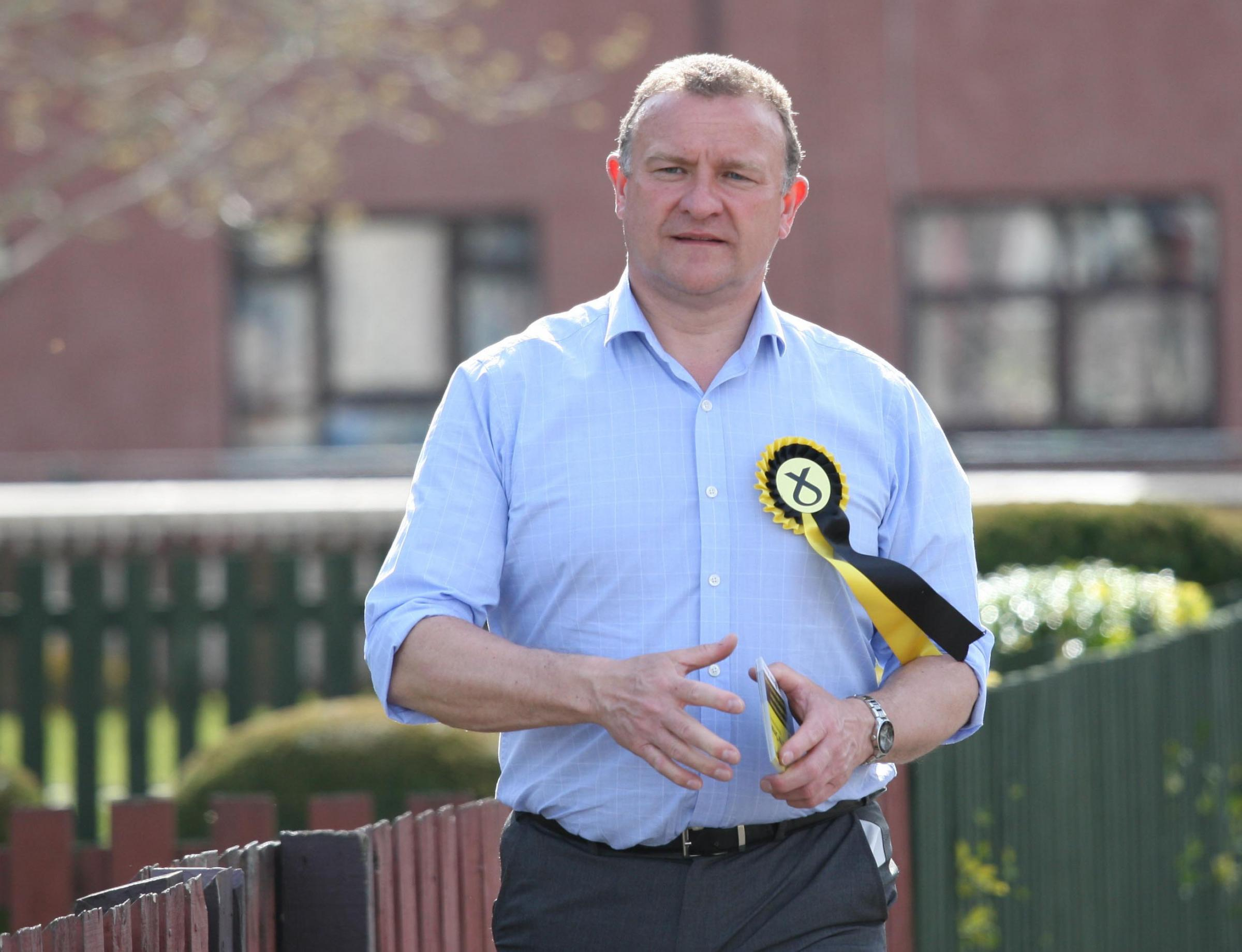 The SNP's Drew Hendry urged the Tories to explain their decision making