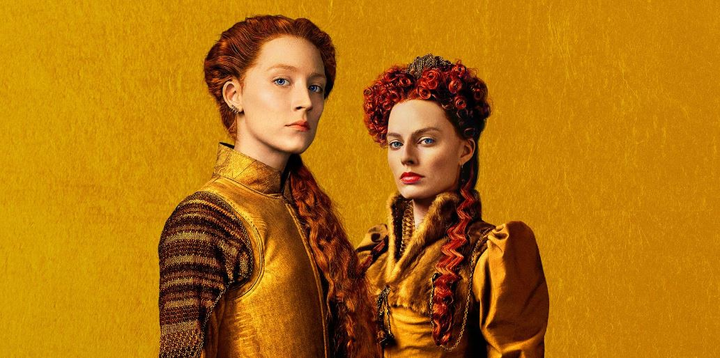 Margot Robbie and  Saoirse Ronan star in Mary, Queen of Scots