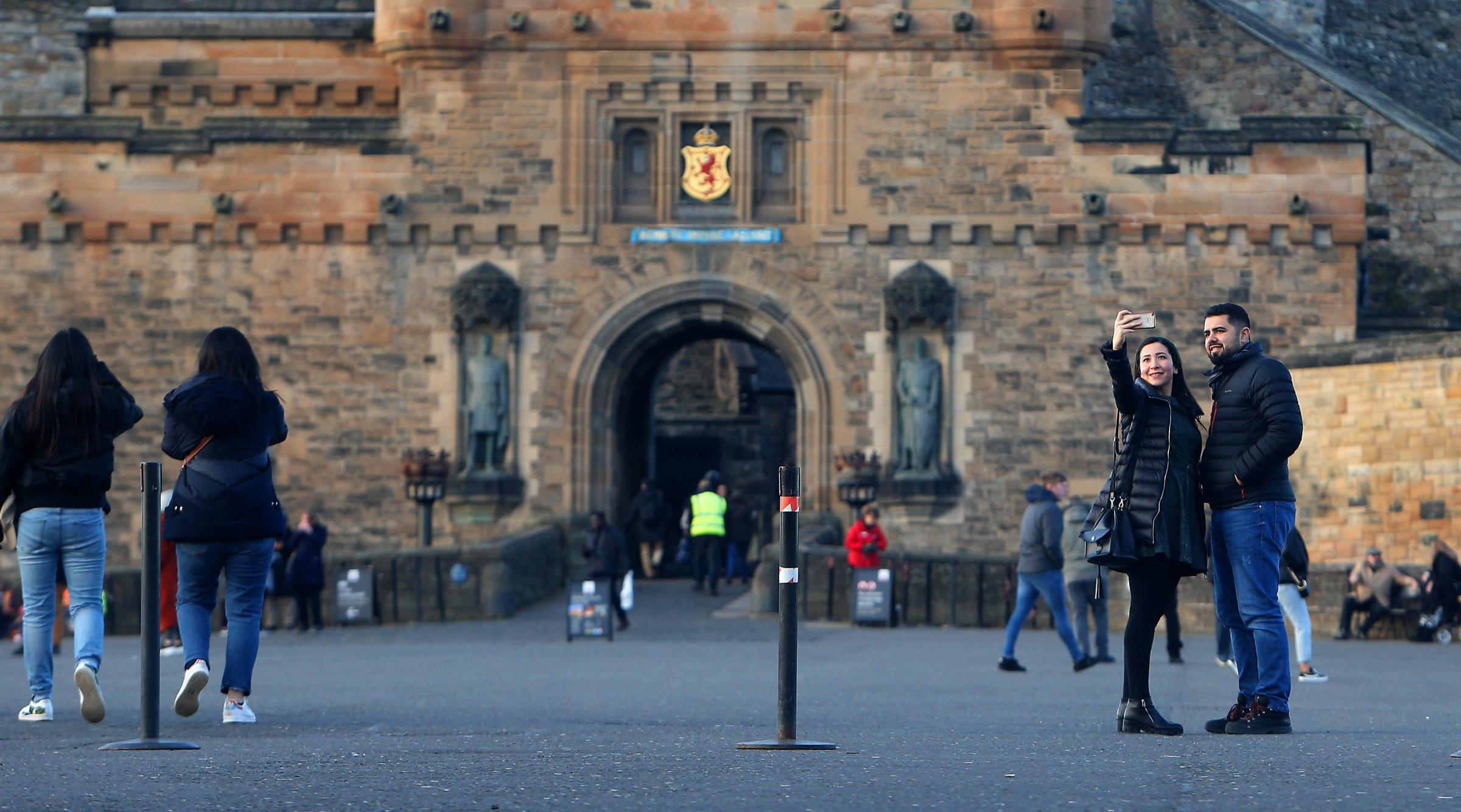 The council said the £2 per room per night figure 'includes a majority of Edinburgh-based businesses