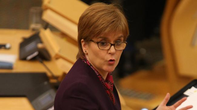 The First Minister said the discussion on April 2, 2018 and two other subsequent meetings and phone calls with Salmond were a party matter