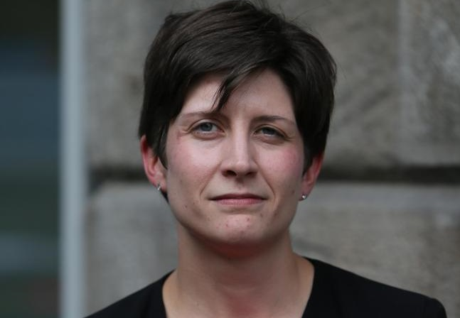 Glasgow Central MP Alison Thewliss