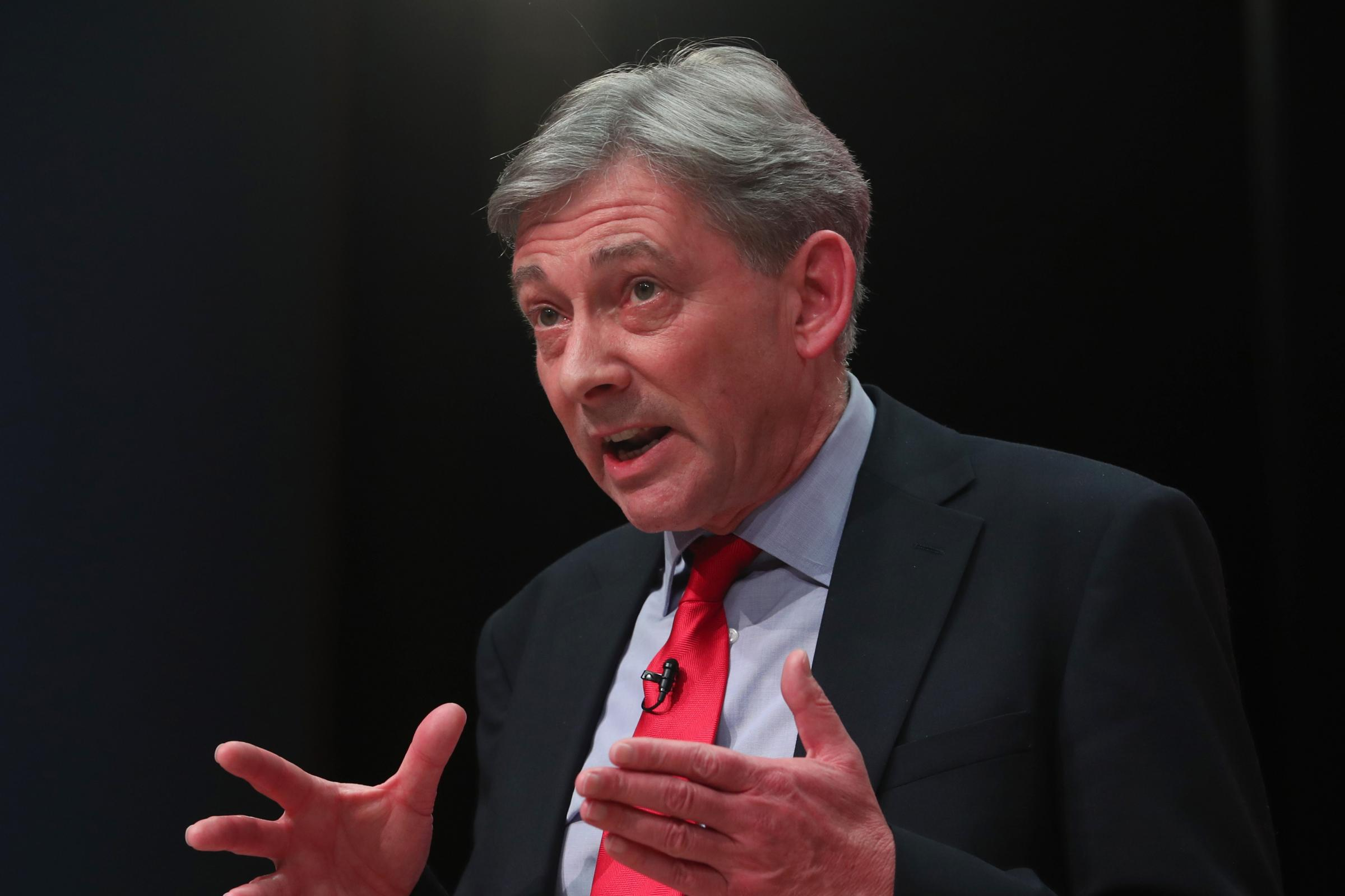 Scottish Labour leader Richard Leonard tried to score political points