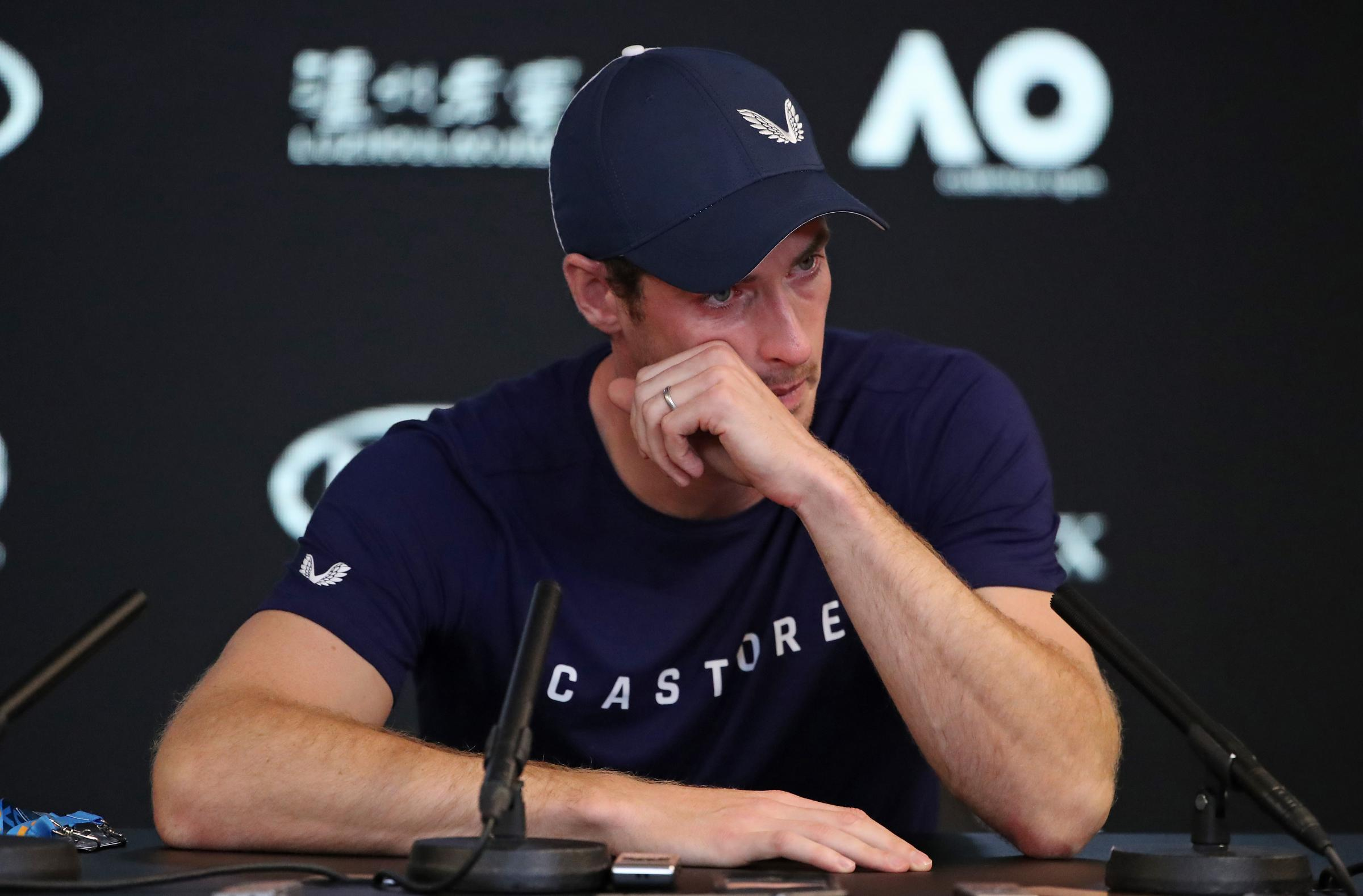During an emotional press conference last week, Andy Murray announced that he would be retiring from tennis