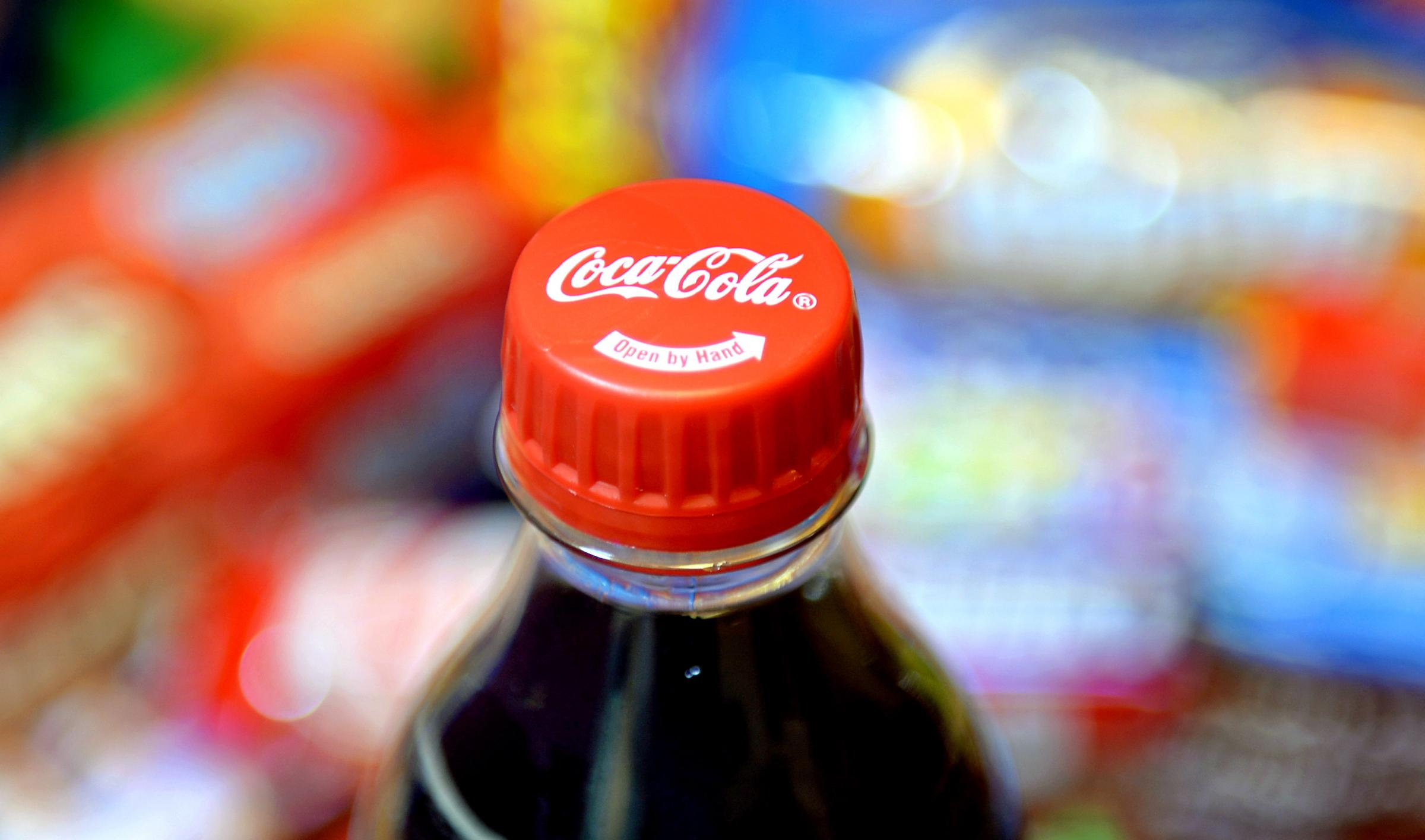 Firms including Coca-Cola have signed a statement