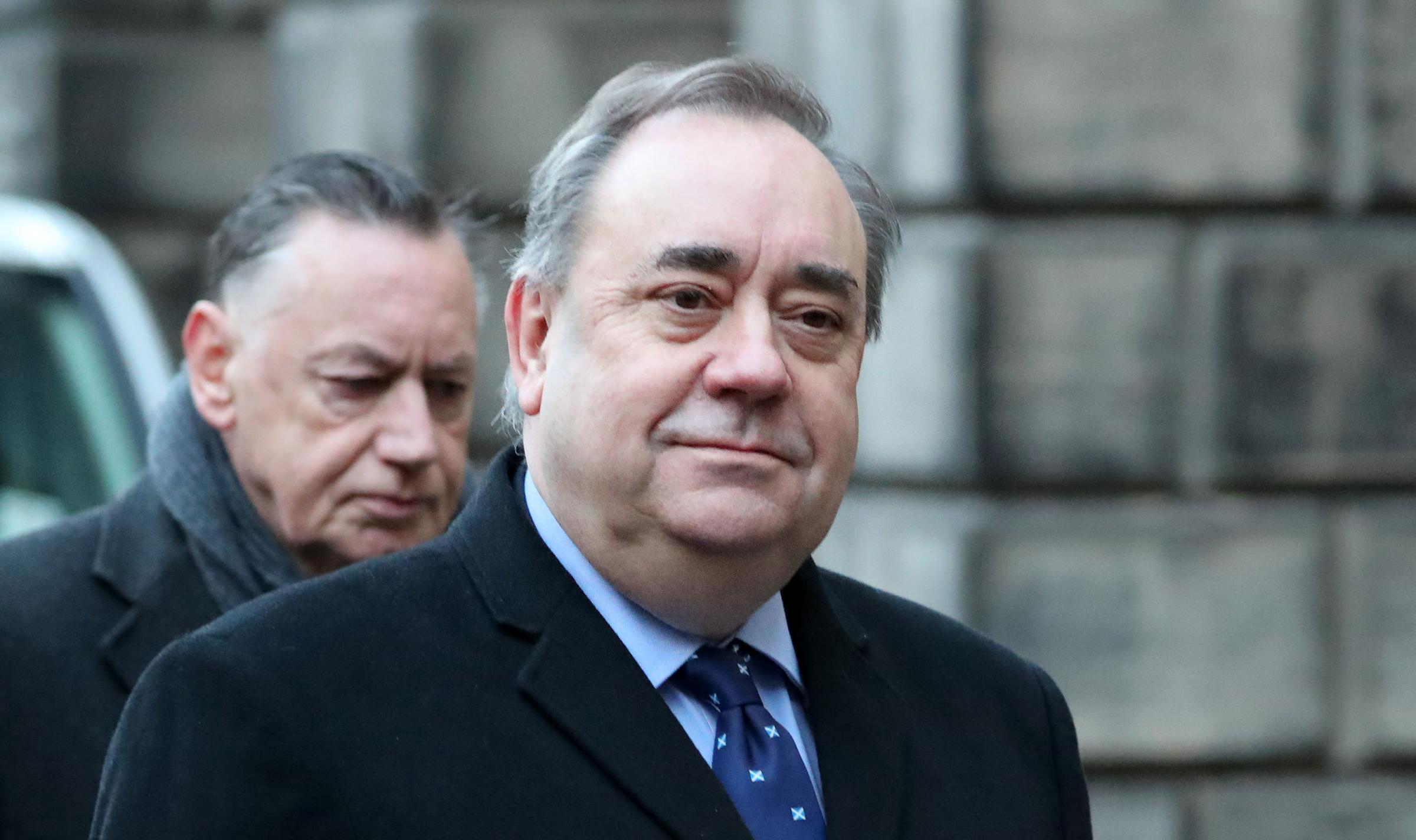 The committee will look at the Scottish Government's handling of the complaints which are denied by Alex Salmond
