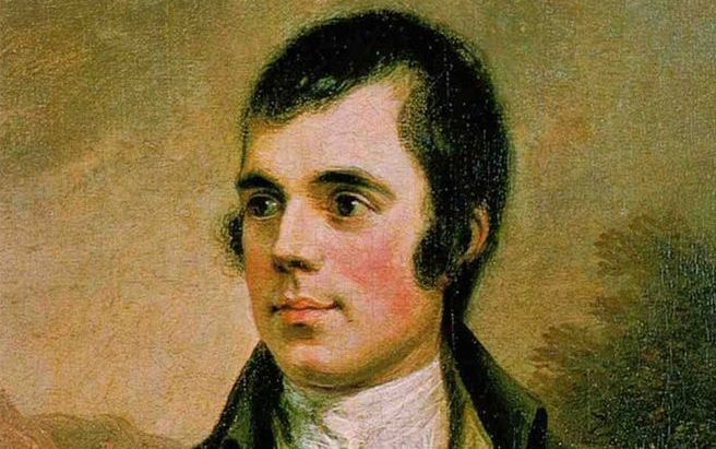 Robert Burns's poems will be displayed at Kelvin Hall on January 25