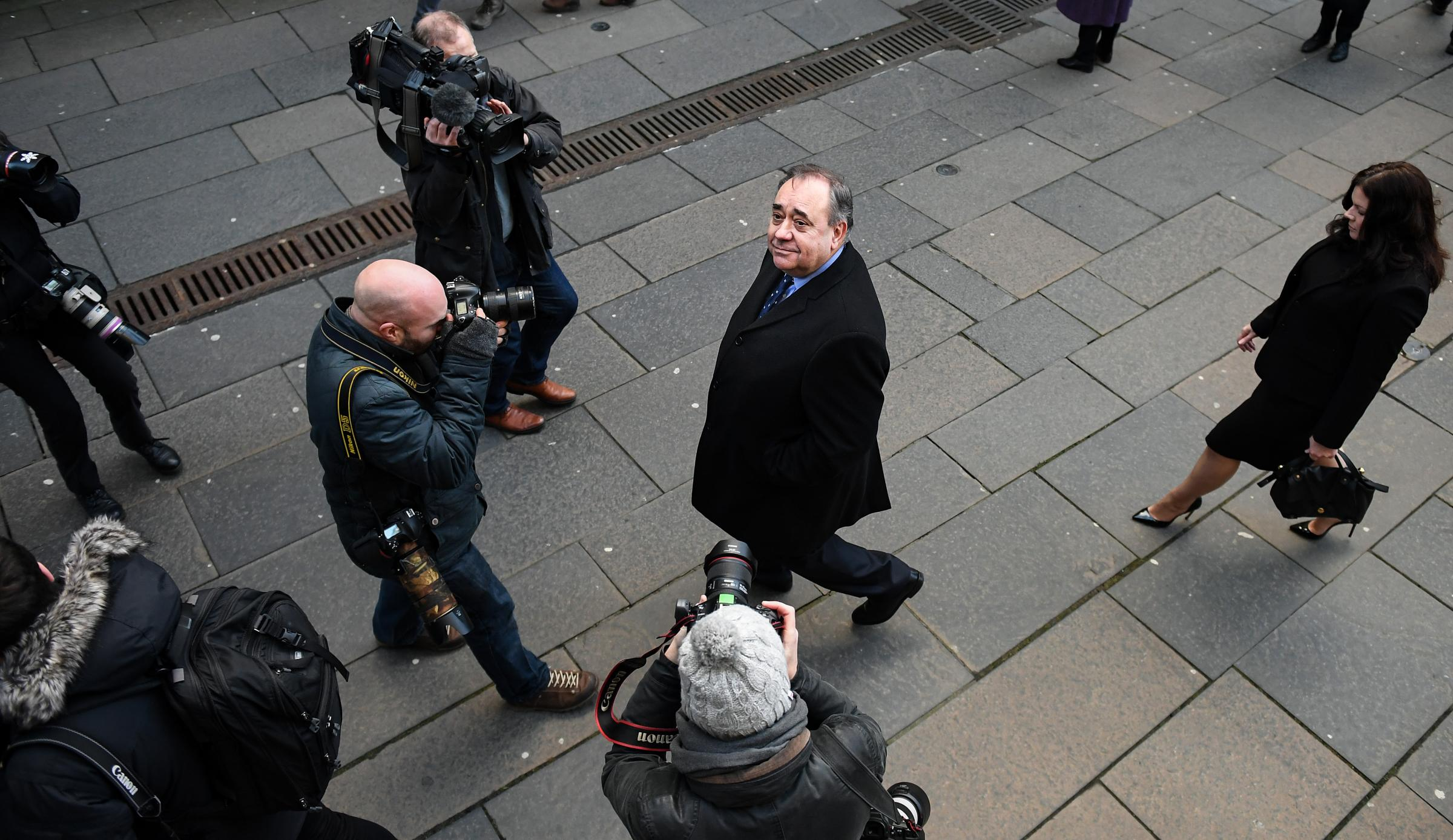 The Sunday National will have an interview with Alex Salmond tomorrow