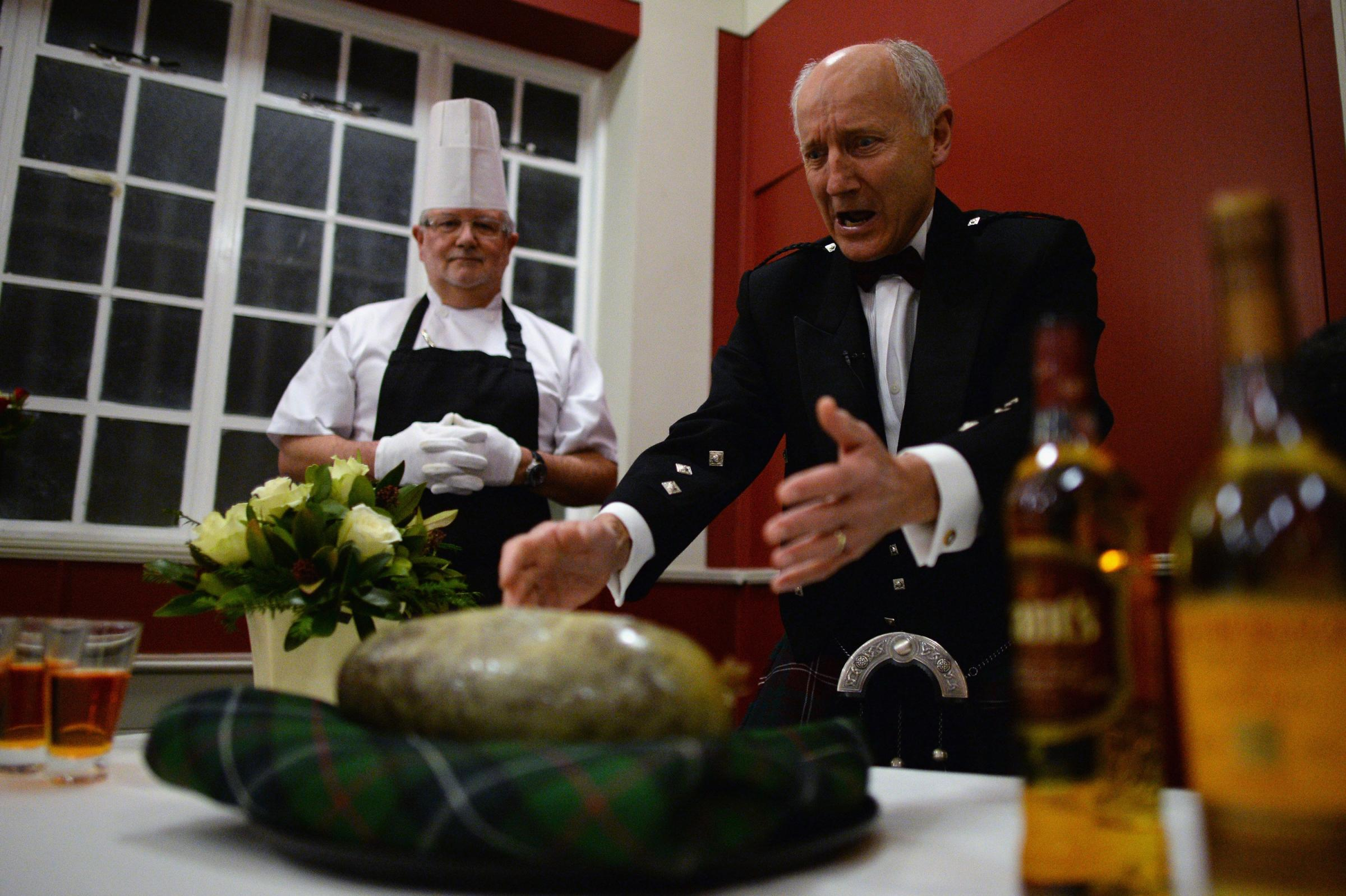 It'll be a busy week for Burns Suppers across Scotland