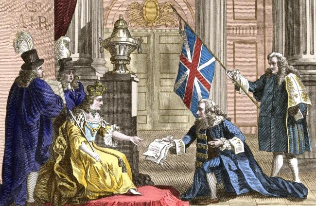 Let's be clear about exactly what the Act of Union actually set out