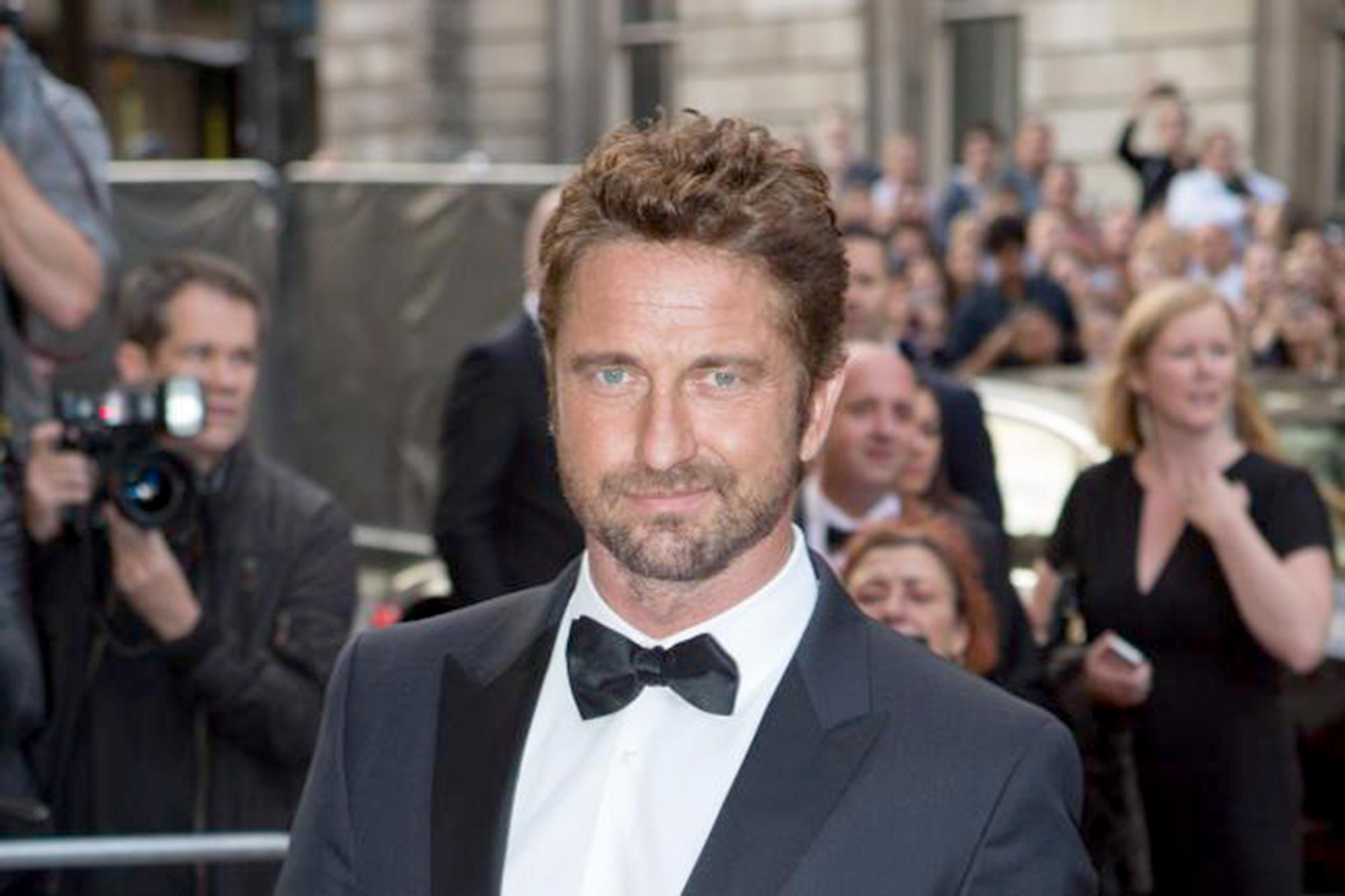 Gerard Butler will star in Tell It To The Bees