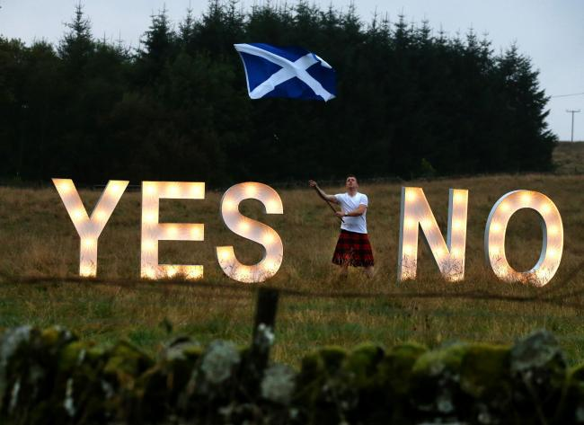 Might some Scots vote No in indref2 after seeing how divisive the EU referendum has become?