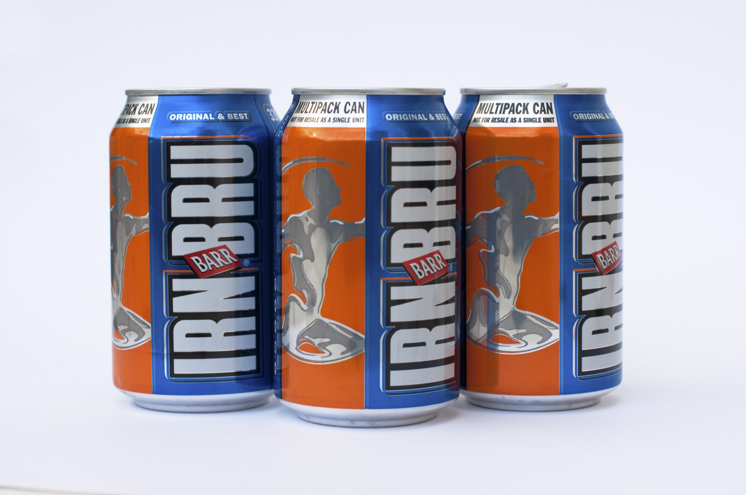 AG Barr shocked fans with an Irn-Bru recipe change in 2018