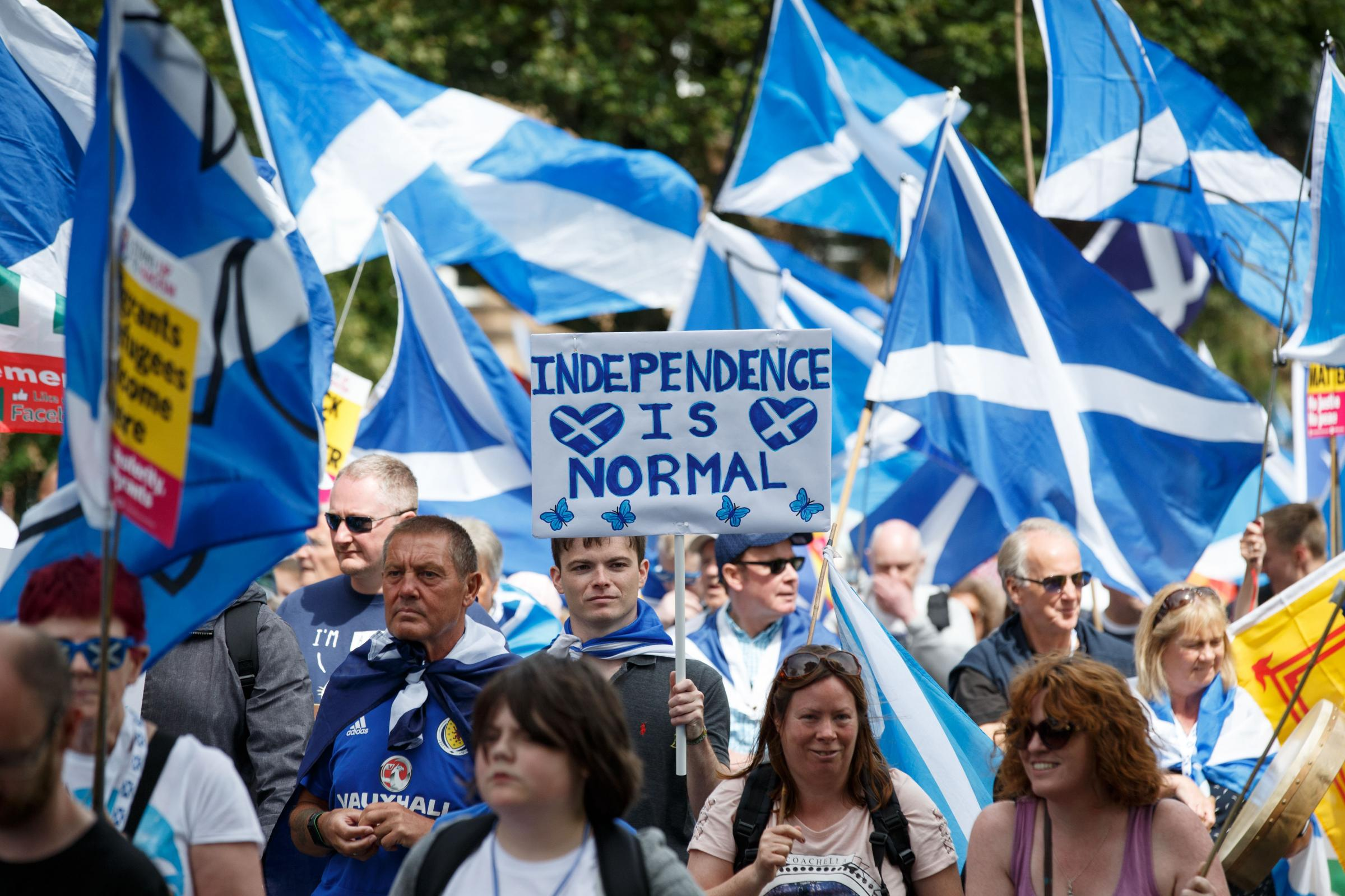 Brexit will be a burden – independence is essential