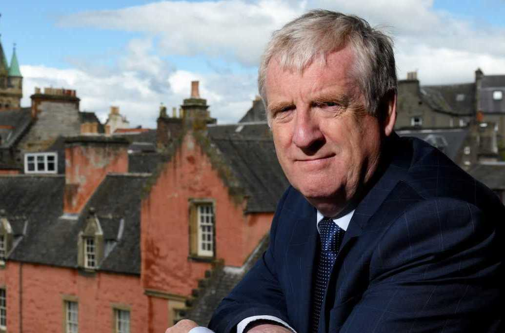 Douglas Chapman says there is no-one on the Board of Trade 'really pushing Scotland's produce'