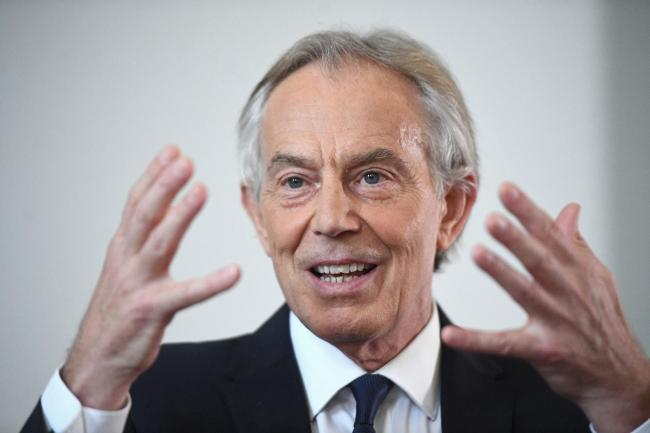 WATCH: Tony Blair says Boris Johnson is 'not the person to save the Union'