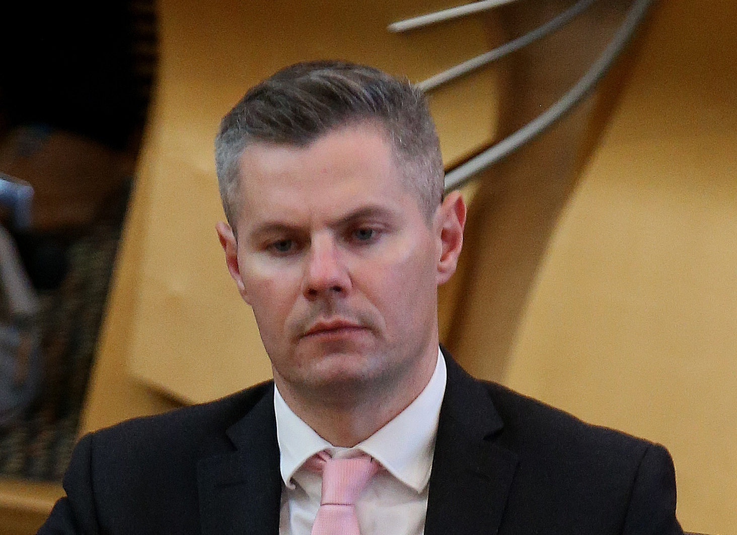 Derek Mackay needs the support of at least two other MPs