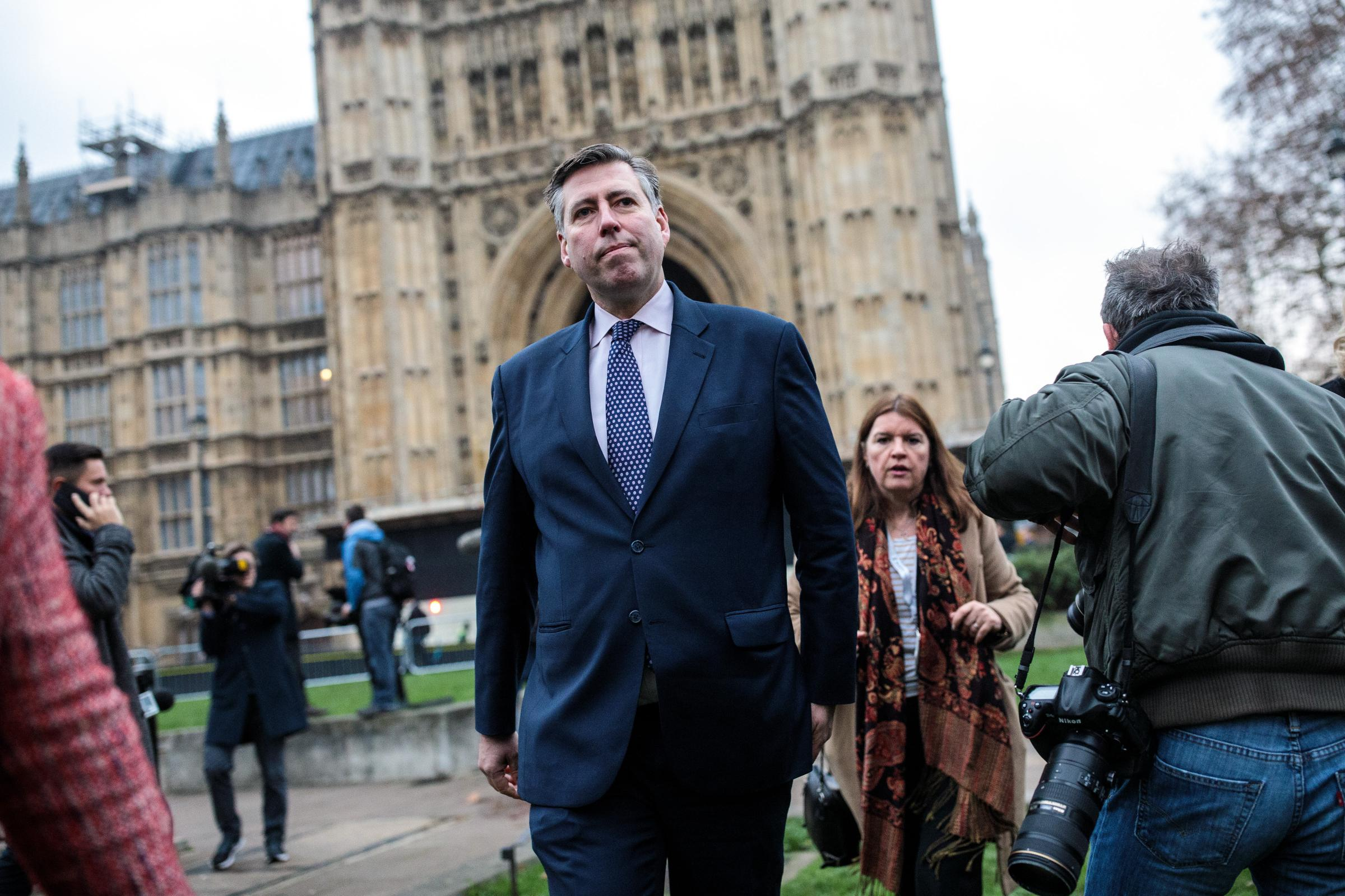 The Prime Minister only decided to back Graham Brady's amendment at the last minute