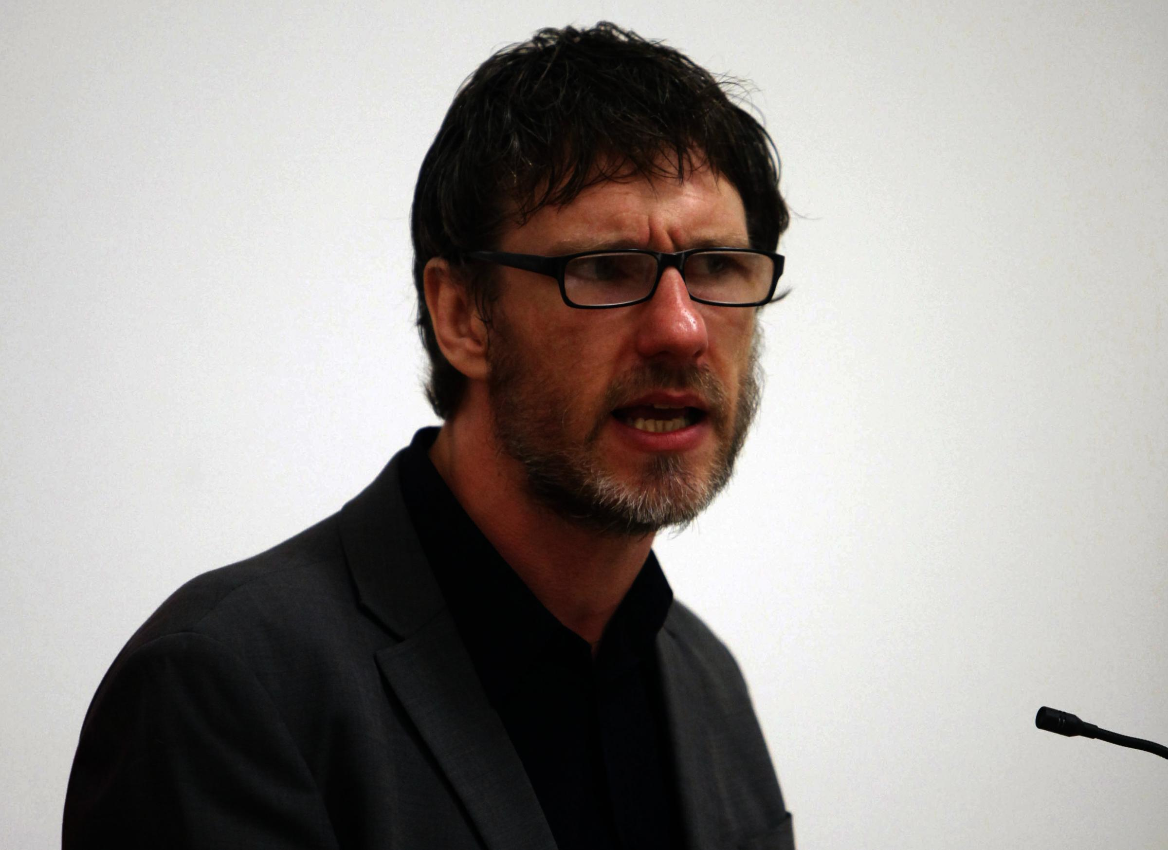 Robin McAlpine has highlighted the importance of reaching out to undecided voters