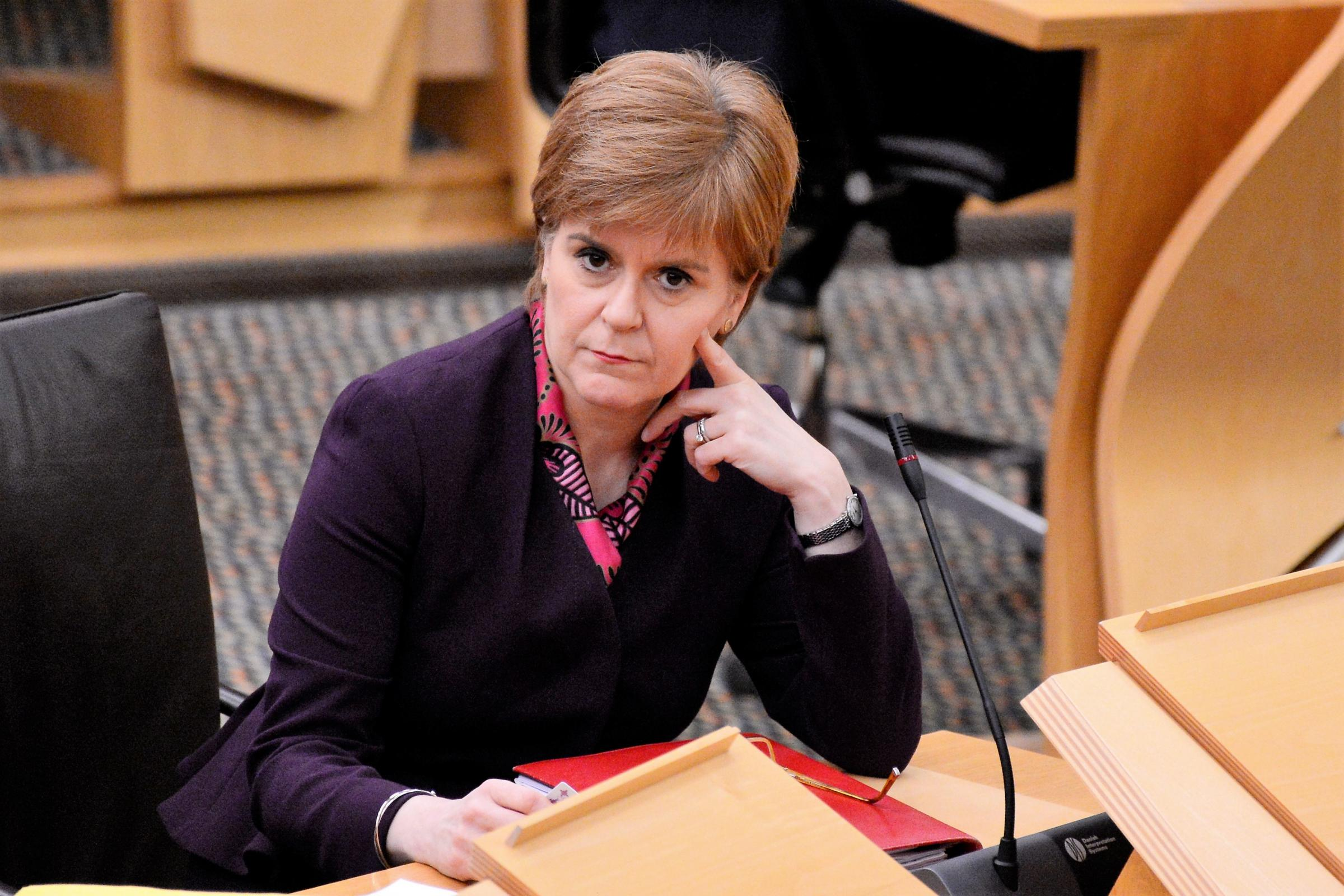 Nicola Sturgeon said she is 'open to hearing concerns' about the company