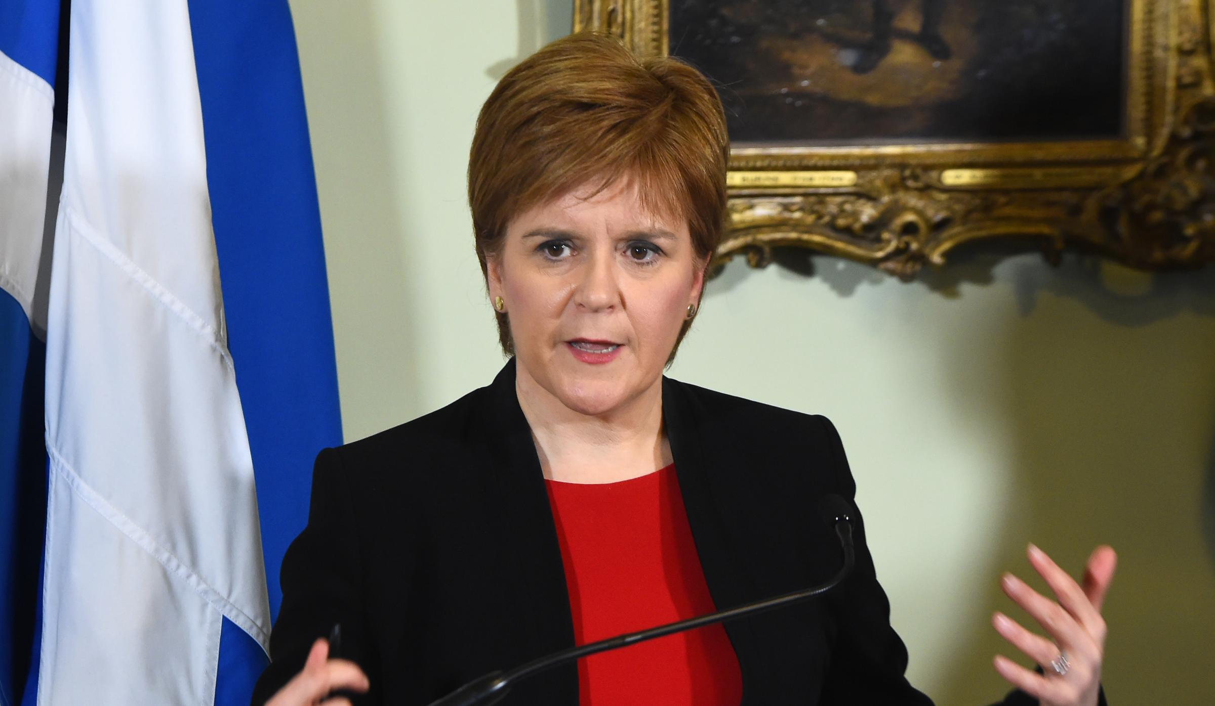 Nicola Sturgeon: It is more important than ever to reassure businesses that Scotland is an open and welcoming country