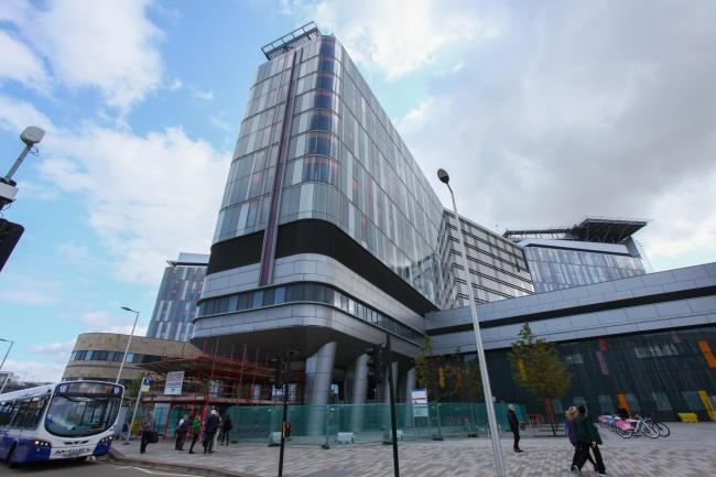 The Queen Elizabeth University Hospital in Glasgow will be one of two sites under examination